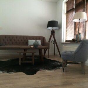 PVC-vloer, gratis gelegd! Nu € 24,98 pm2!