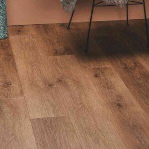 Tijdloze PVC-vloer verlijmbaar i.c.m. plint + onderhoudsset