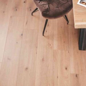 Krasvaste PVC-vloer verlijmbaar met GRATIS PLINT