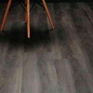 Authentieke donkere PVC-vloer verlijmbaar