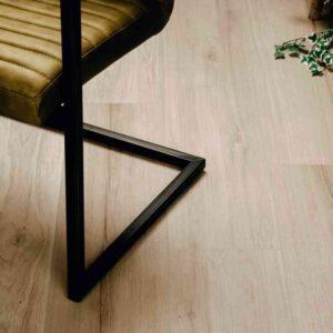 Eiken houtlook PVC-vloer met kliksysteem