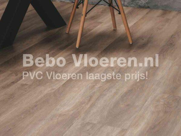 Warm eiken PVC-vloer