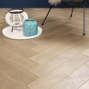 Eiken houten vloer tapis noestarm