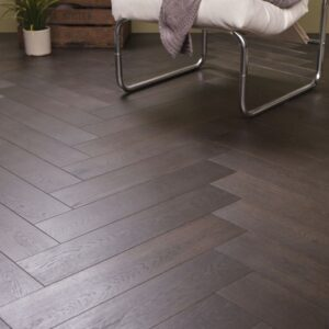 Eiken houten vloer tapis Karakteristiek Gekleurd
