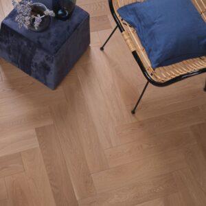 Eiken houten vloer tapis Grey Oak
